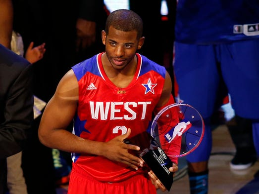 Chris Paul won All-Star MVP last season in leading the Western Conference to a victory. Who will lead the West this year? USA TODAY Sports' Sam Amick makes his picks.