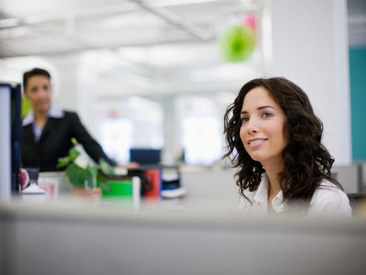 Office Environment in a diverse office