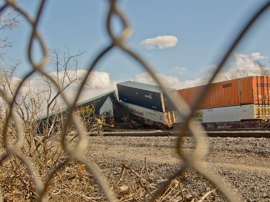Batavia derailment