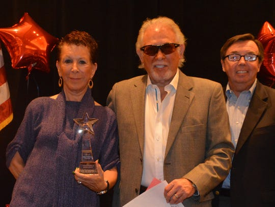 Champions of Excellence Loni and Jerry Argovitz with