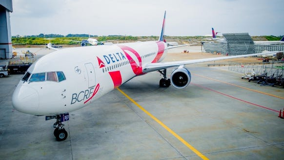 Airlines Think Pink For Breast Cancer Awareness Month