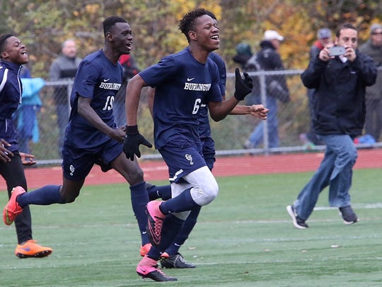 Christian Kibabu, 17,  was a Burlington High School student from the Democratic Republic of the Congo who played for the school's varsity soccer team. He died on Monday, July 10, 2017, after he became tired and went underwater. H wore jersey No. 6.