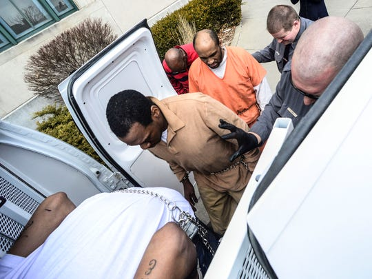 Defendants in Binghamton were arraigned March 26, 2014,