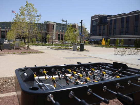 Titletown District will launch its summer programs