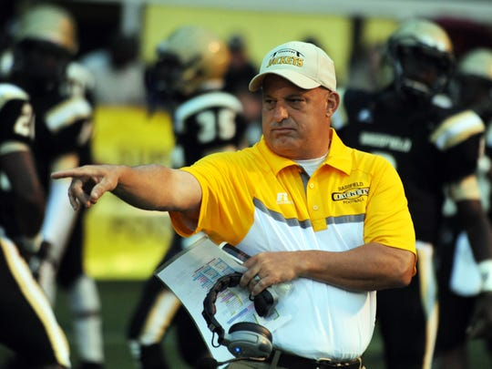 Bassfield High School head coach Lance Mancuso hopes