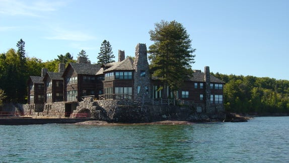This Up North mansion with 26 bedrooms could be yours -- for $19.5M