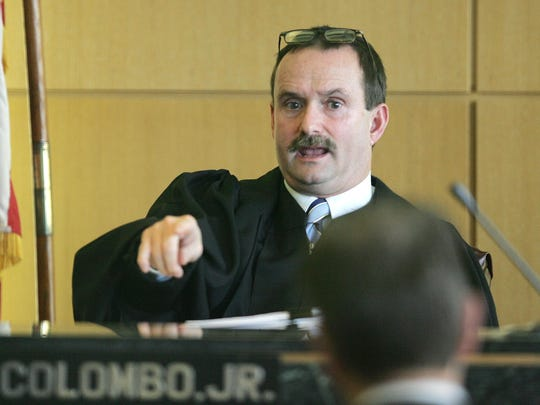 Wayne County Circuit Court Judge Robert Colombo