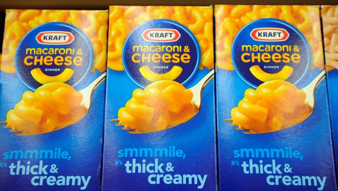 Kraft Foods has announced changes to Original Macaroni & Cheese sold in the USA.
