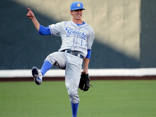 Clay Fisher invited to USA Collegiate National Team