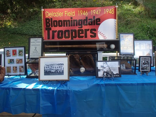 The Bloomingdale Troopers minor league baseball team