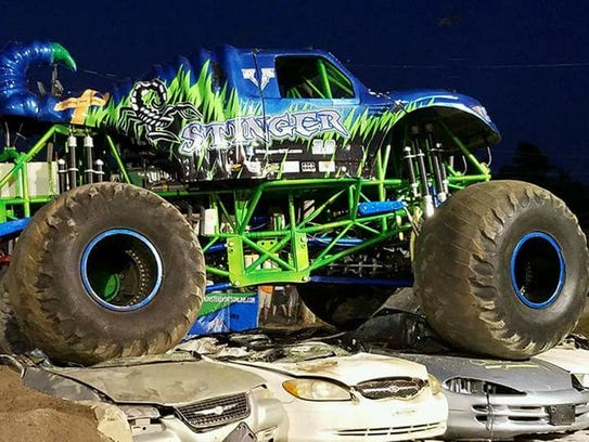 A Monster Truck Fall Bash will join the 2017 York Fair's