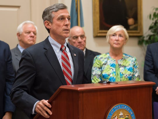 Gov. John Carney still wants legislators to reach a