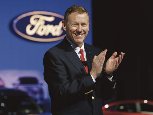 Former ford ceo mulally still active in auto aerospace for Ford motor company alan mulally