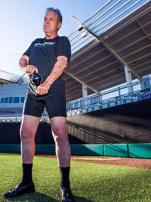 Mark Littell is a former major-league pitcher and the founder and co-owner of Nutty Buddy.