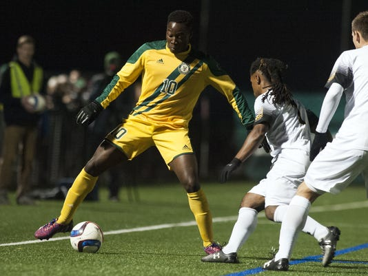 UMBC vs. Vermont America East Semifinal Playoff Game 11/11/15