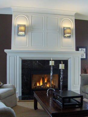Cozy Up To Fireplace Options