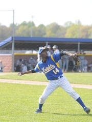 Sussex Central senior utility player Dynell Toppin