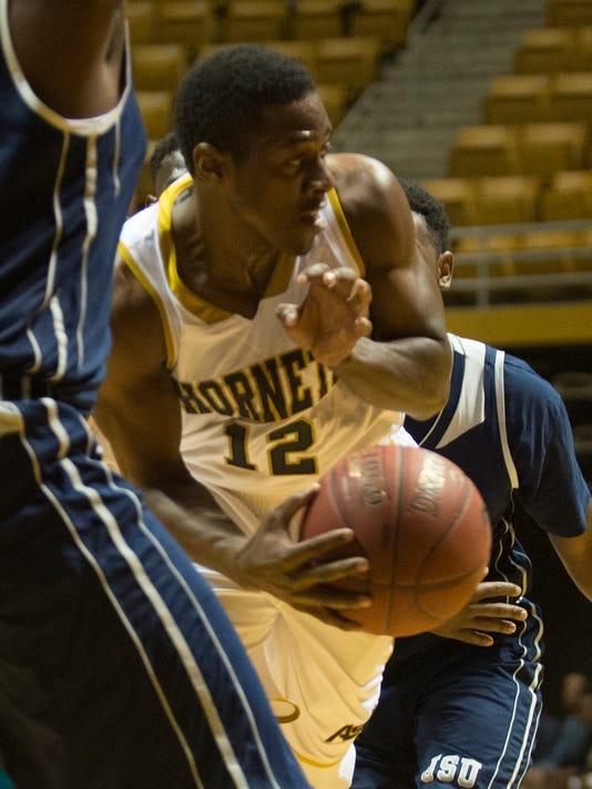 Men's Basketball: Alabama State vs Jackson State