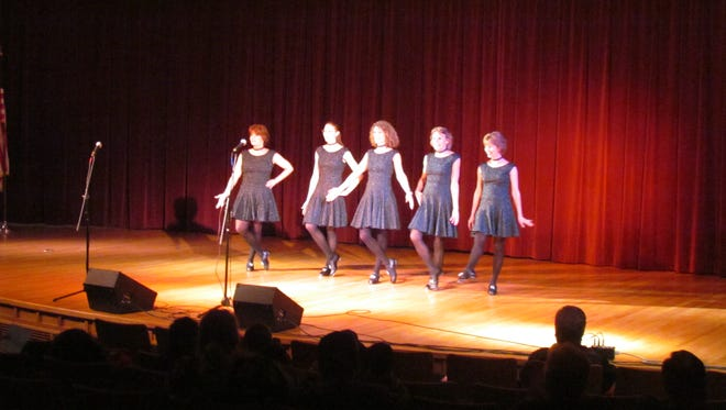 "The Claddagh Dancers will perform at the ""Strut Your Stuff"" adult talent show 7 p.m. Friday, April 7, at Loucks Auditorium, Salem Public Library, 585 Liberty St. SE."