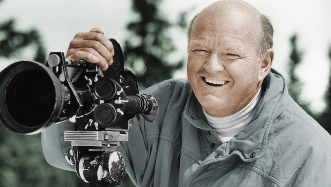 Warren Miller, shown in this file photo, died Wednesday, Jan. 24, 2018. He was 93.