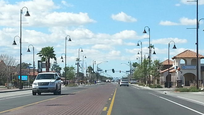 Tolleson recently reduced Van Buren Street from four to two lanes through its downtown to better meet the community's needs.