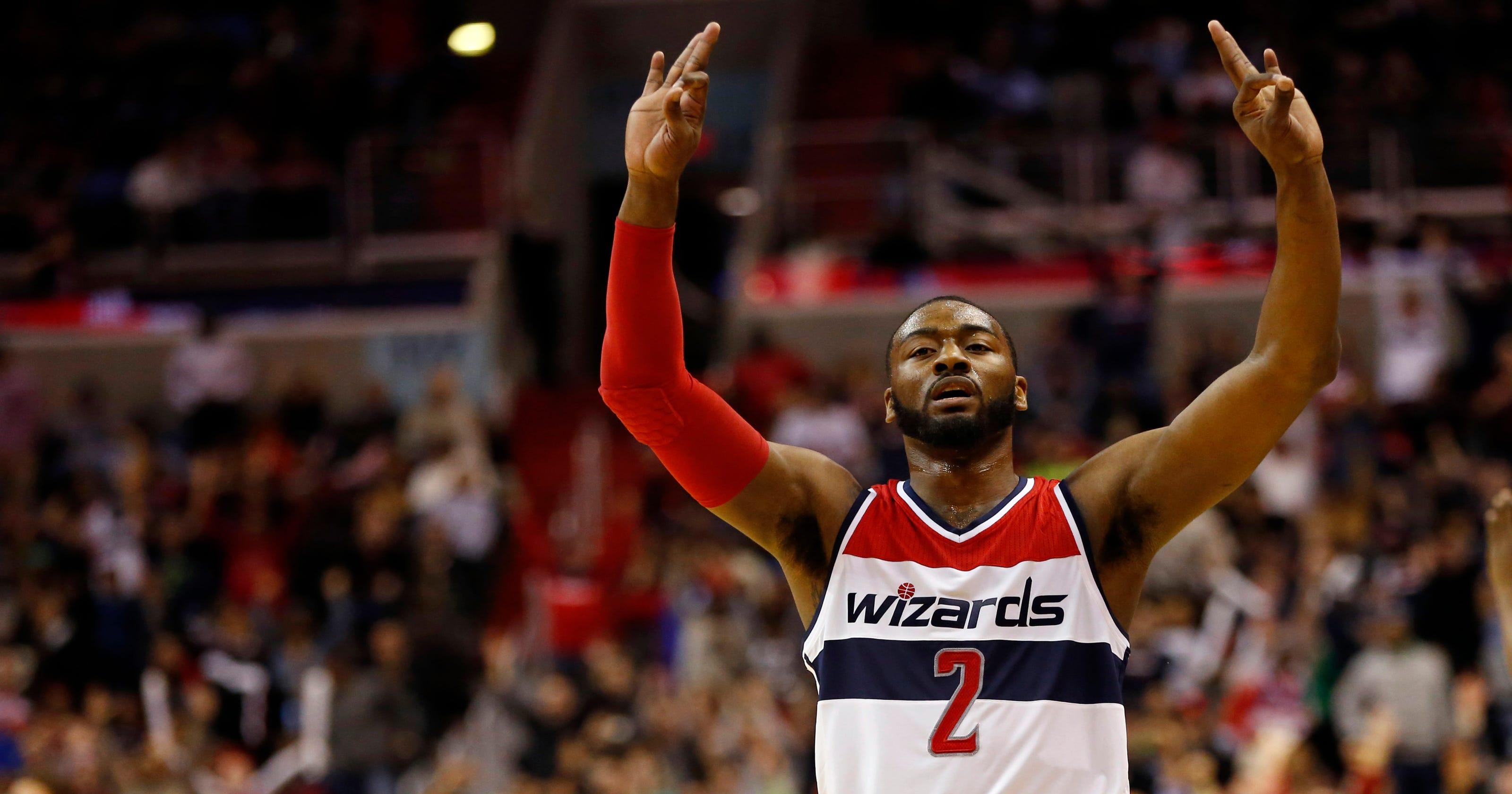 24b0104a1eb7 John Wall finally bests Derrick Rose as Wizards roll by Bulls