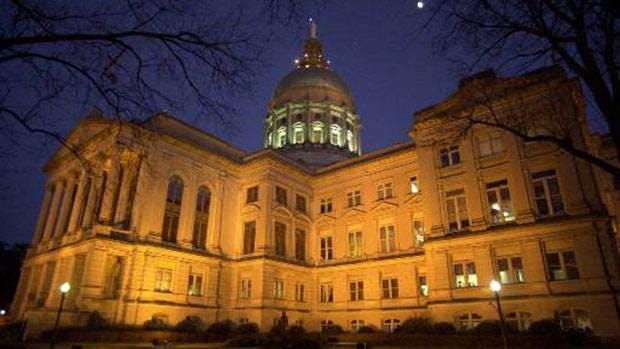 Bipartisanship is needed to solve common problems in legislative centers such as the Georgia Capitol building
