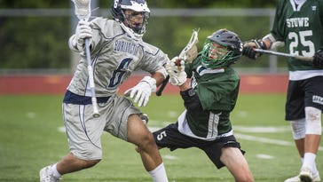 Coaches' boys lacrosse all-state, all-league teams