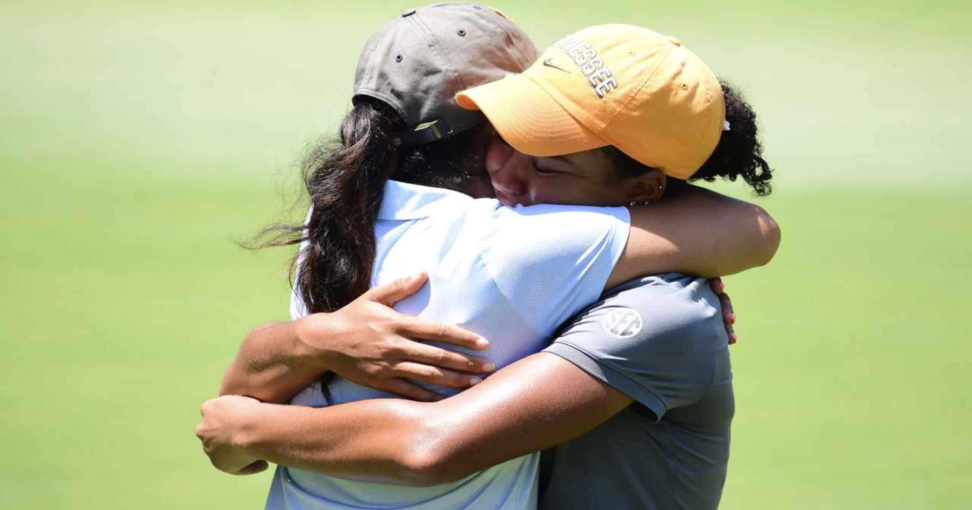14c759ab Augusta National Women's Amateur: Tennessee's Mariah Smith making ...