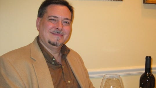 "Denville resident Mark R. Vogel has just written his first novel, ""Crestwood Lake."""