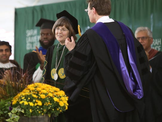 Cristle Collins Judd takes over as president during