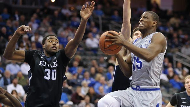 Seton Hall guard Isaiah Whitehead was a load against the Dawgs in their first meeting this season.