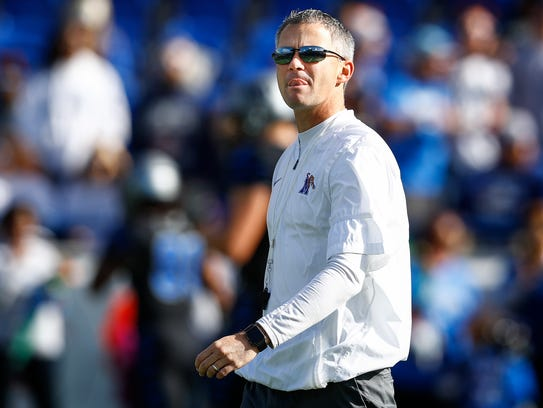 Memphis had coach Mike Norvell before taking on ECU