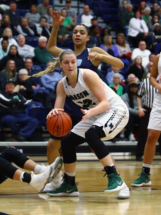 Mason vs MND Girls Basketball