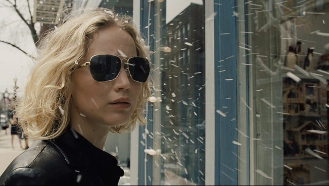 """Jennifer Lawrence stars as inventor and QVC star Joy Mangano in """"Joy,"""" her latest collaboration with director David O. Russell."""