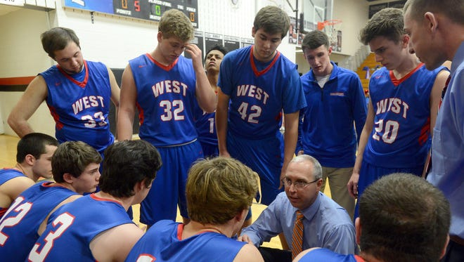 Billy Phillips has resigned after five years as West Henderson's boys basketball coach.