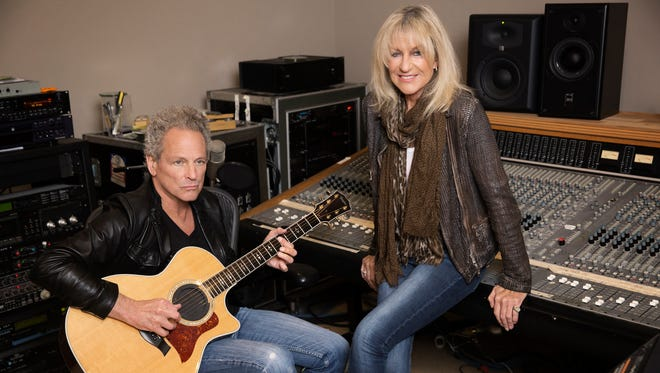 Lindsey Buckingham and Christine McVie have formed a new musical duo