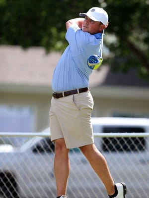 Beau Davis teamed with Rick Houston last year to win the San Angelo Country Club Men's Partnership by eight shots after the final round was rained out. They also tied for the title in 2014.