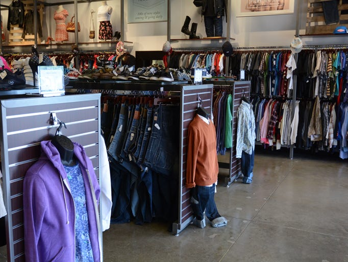 Clothing consignment stores phoenix