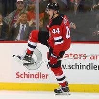 Devils Live Blog: Wild beat Devils 4-2 but Taylor Hall point streak at NHL-best 13 games