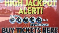 Powerball jackpot rises for St. Patrick's Day