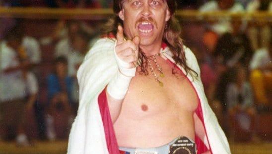 Kenath Dwayne Peal, aka Nightmare Ken Wayne