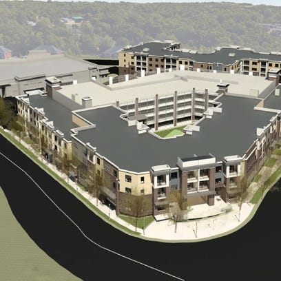 The NorthPointe project will bring 285 apartments,