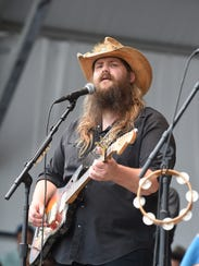 Chris Stapleton is a New Male Vocalist of the Year