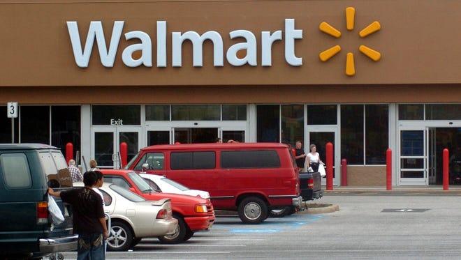 The Walmart in Millville.