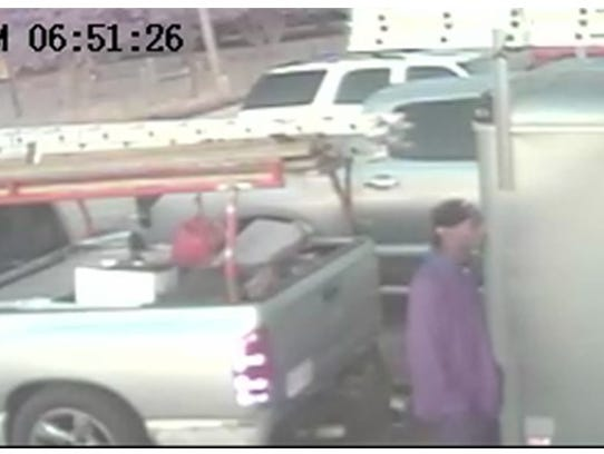 One of the suspects wanted by LPSO for an alleged armed