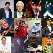 The votes are in. York County's most famous living celebrity is...