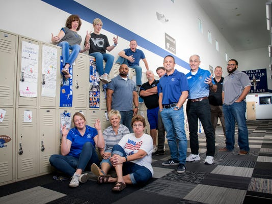 VCS staff