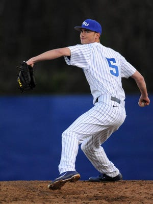 Former Palm Bay standout Matt Rose was named to the Freshman All-America Team.
