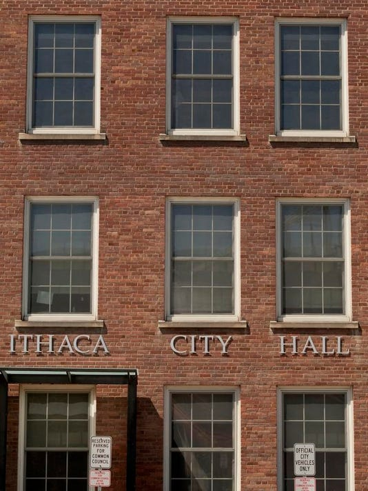 ITH Ithaca City Hall